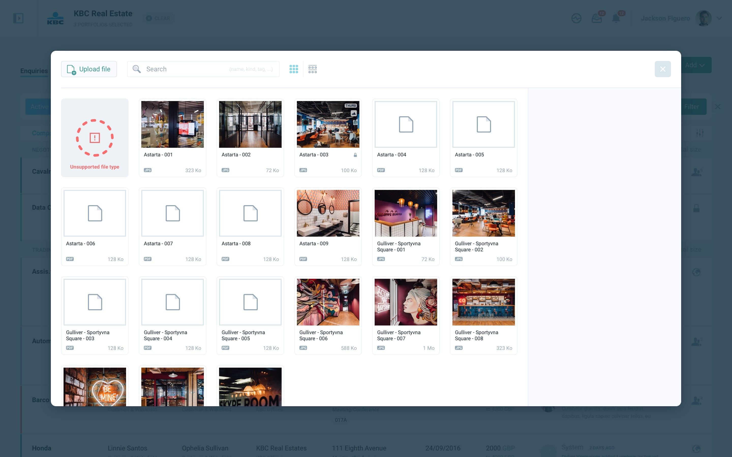 rialto – file manager — upload — 3@2x